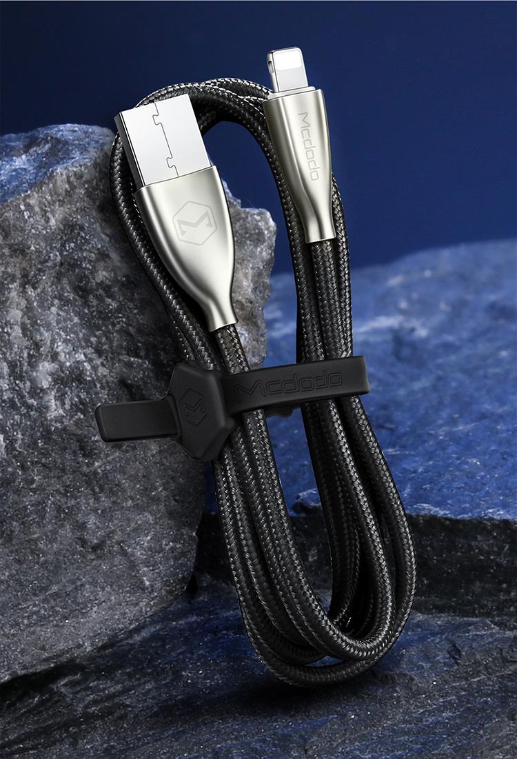 کابل شارژ لایتنینگ مک دودو Mcdodo مدل CA-5700 طول 1.2 متر