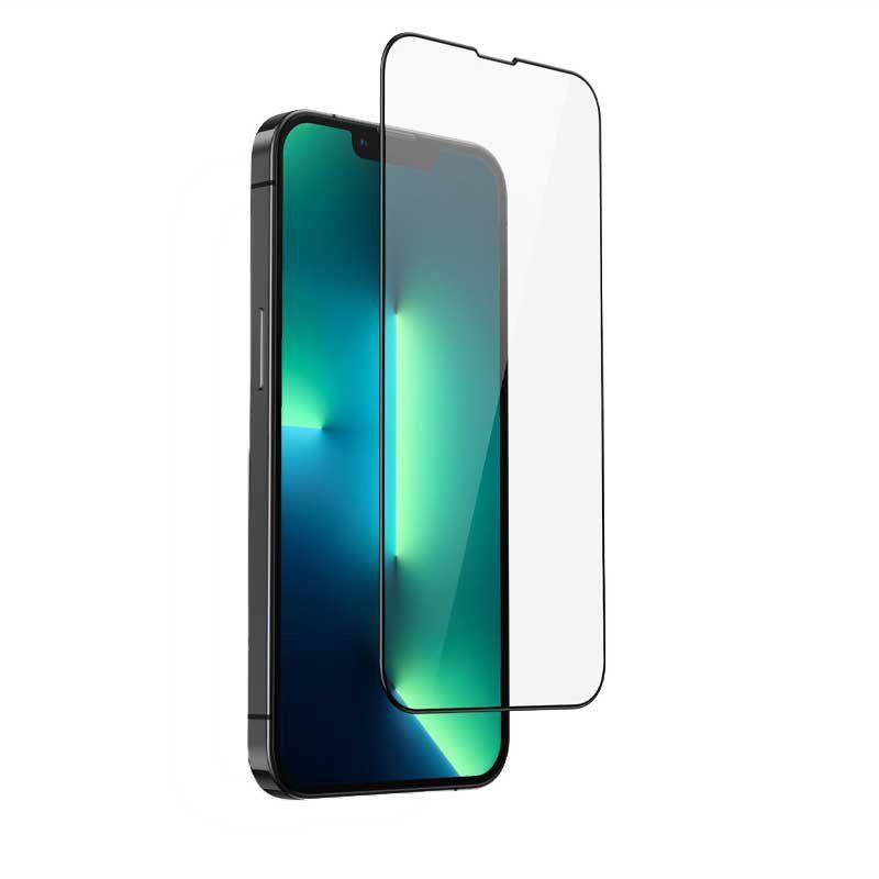 محافظ صفحه نمایش آیفون 13 مدل Mletubl Super-D